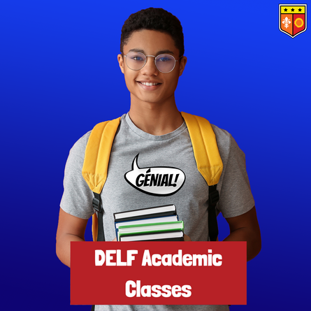 DELF Academic Classes