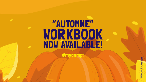 """""""Automne"""" workbook now available!"""