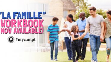 """""""La famille"""" workbook now available!"""